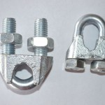 galvanised wire rope clip-4